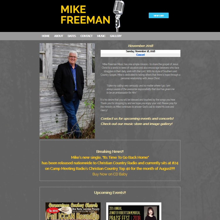 Mike Freeman Music